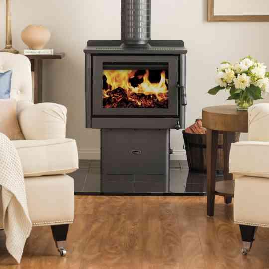 Coonara Settler C500 Freestanding Wood Heater