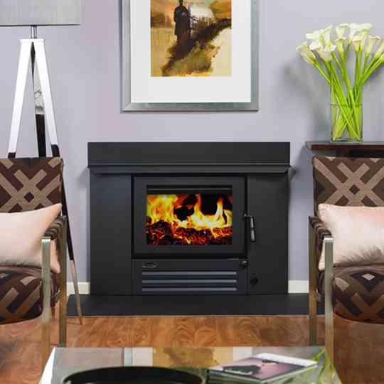 Coonara Settler I500 Inbuilt Wood Heater
