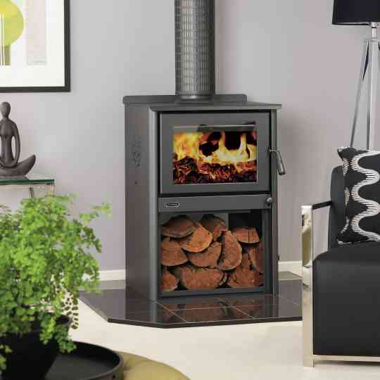Coonara Settler Ranch Freestanding Wood Heater