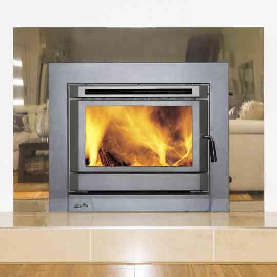 Eureka Garnet Inbuilt Wood Heater