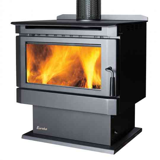 Eureka Miner Freestanding Wood Heater