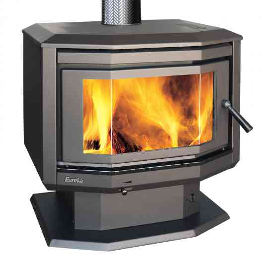 Eureka Onyx Freestanding Wood Heater