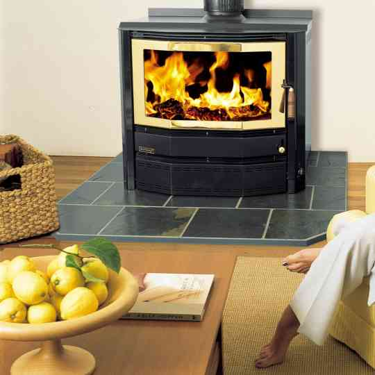 Heatcharm Port Phillip Freestanding Wood Heater
