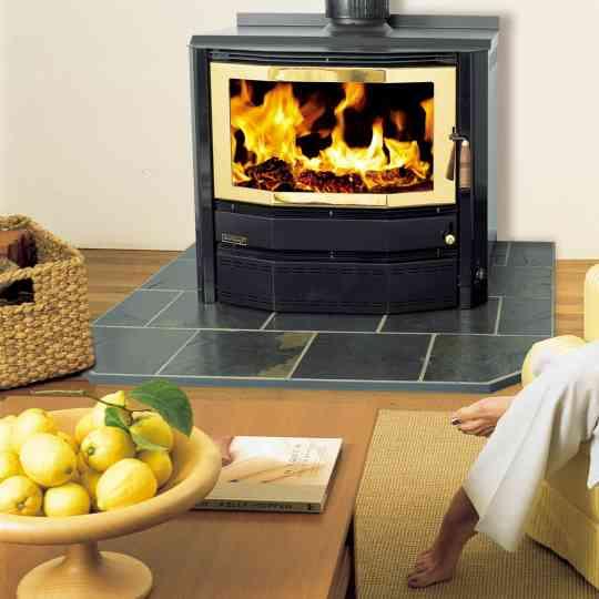 Heatcharm Port Phillip Freestanding Wood Heater