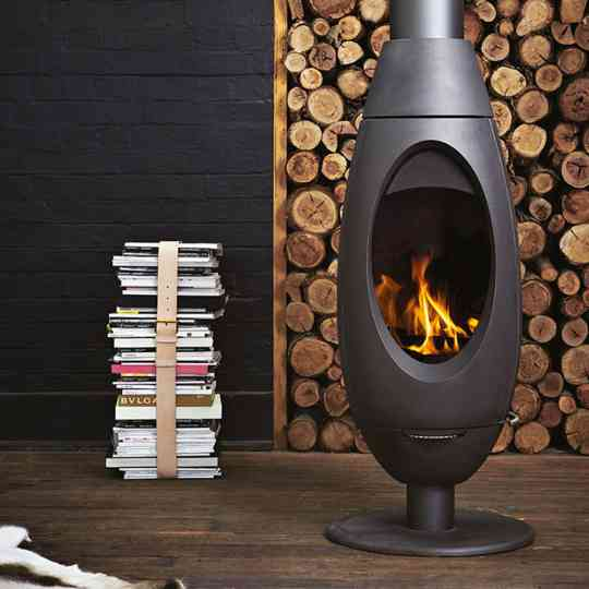 Invicta Ove Freestanding Wood Heater