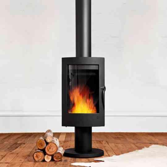 Invicta Pharos Freestanding Wood Heater