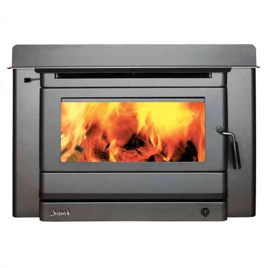 Jindara Hammersly Inbuilt Wood Heater