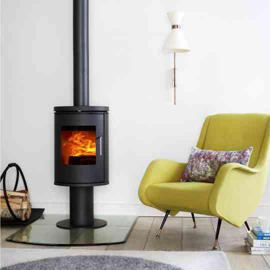 Morso 6100 Series Freestanding Wood Heater