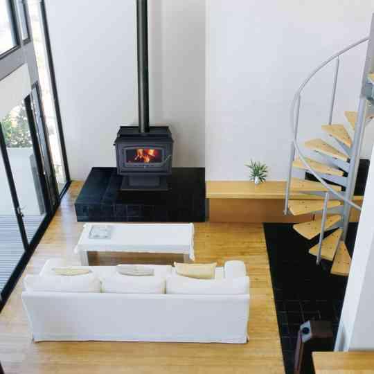 Nectre Mega Freestanding Wood Heater