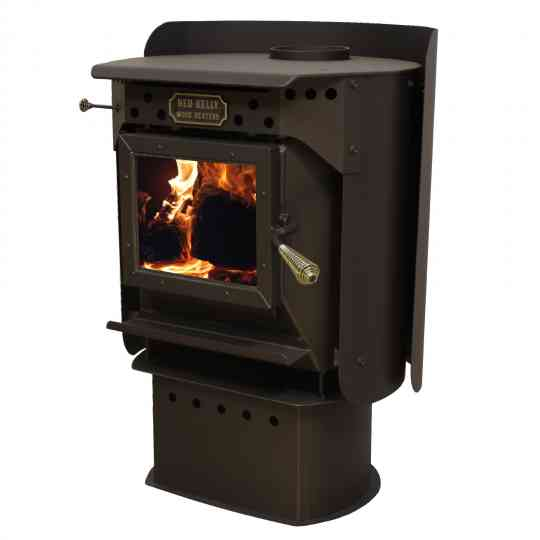 Ned Kelly Outlaw Freestanding Wood Heater