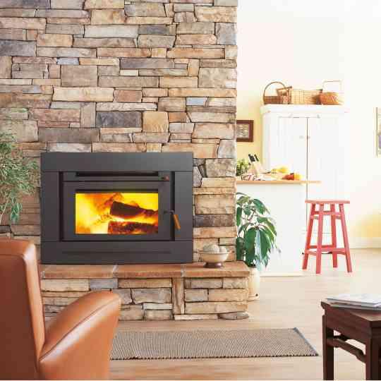 Regency Bellerive Inbuilt Wood Heater