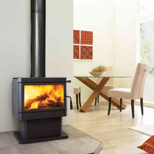 Regency Cardinia Freestanding Wood Heater