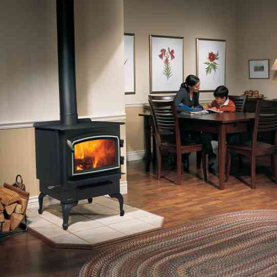 Regency Vancouver Freestanding Wood Heater