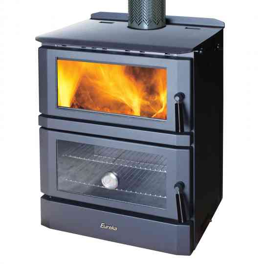 Eureka Cooker Wood Heater