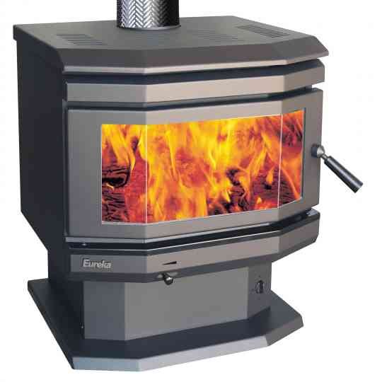 Eureka Emerald Freestanding Wood Heater