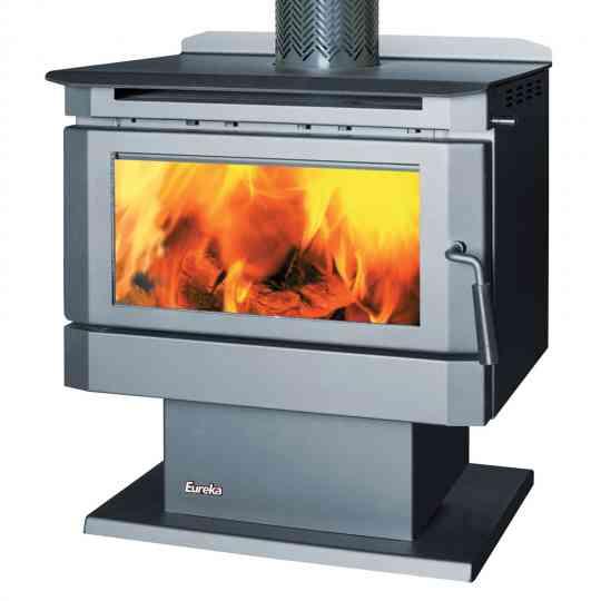 Eureka Opal Freestanding Wood Heater