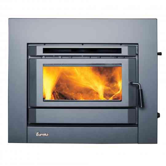 Eureka Opal Inbuilt Wood Heater