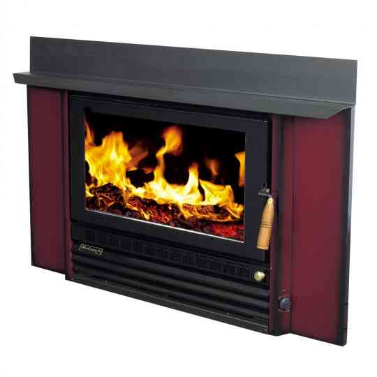 Heatcharm I600 Series 5 Inbuilt Wood Heater