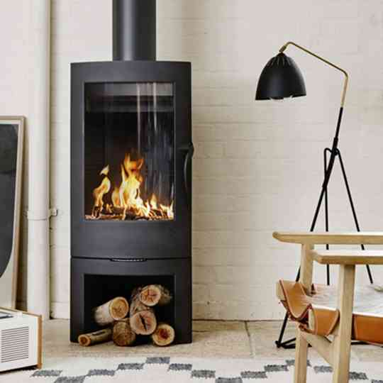 Invicta Argos Freestanding Wood Heater