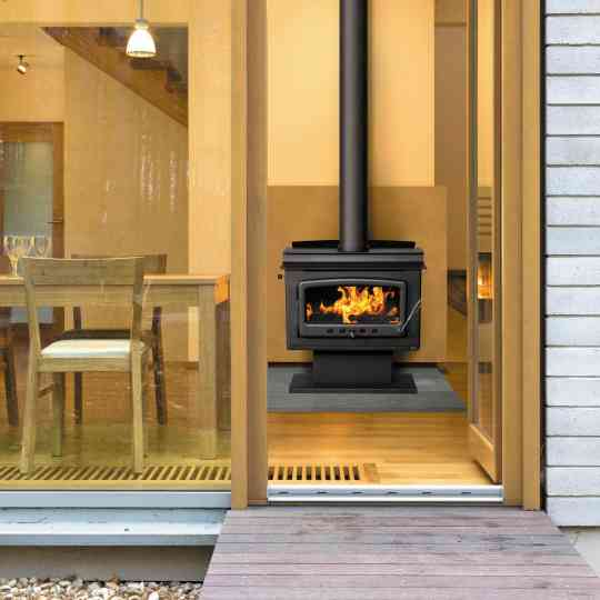 Nectre MK 1 Freestanding Wood Heater