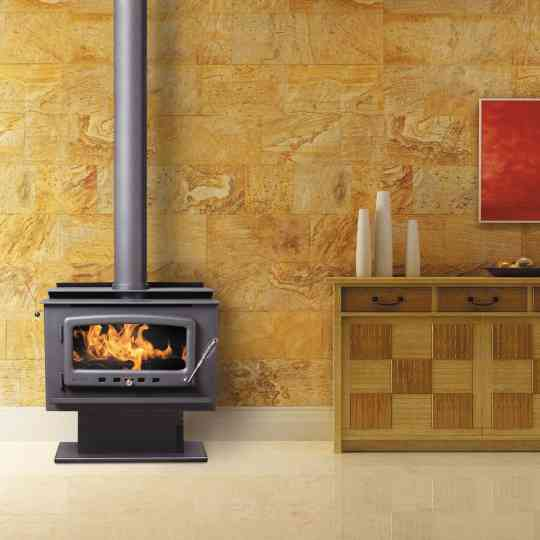 Nectre MK2 Freestanding Wood Heater
