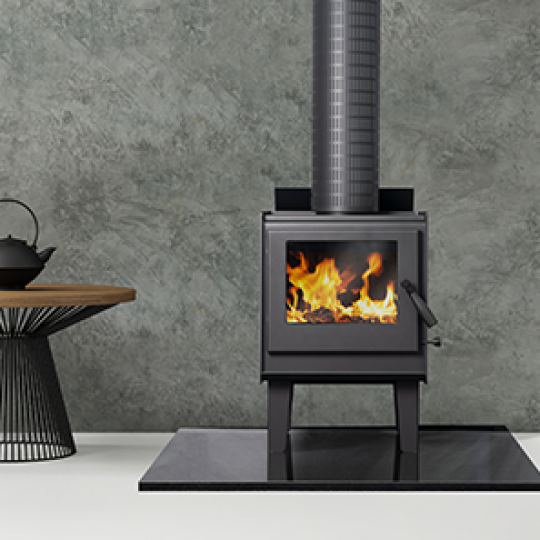 Coonara Radiant Wood Heater