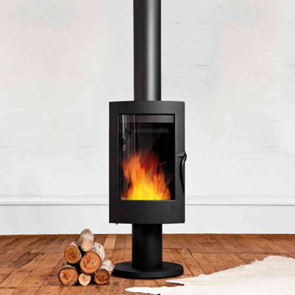 Invicta Pharos Freestanding Wood Heater